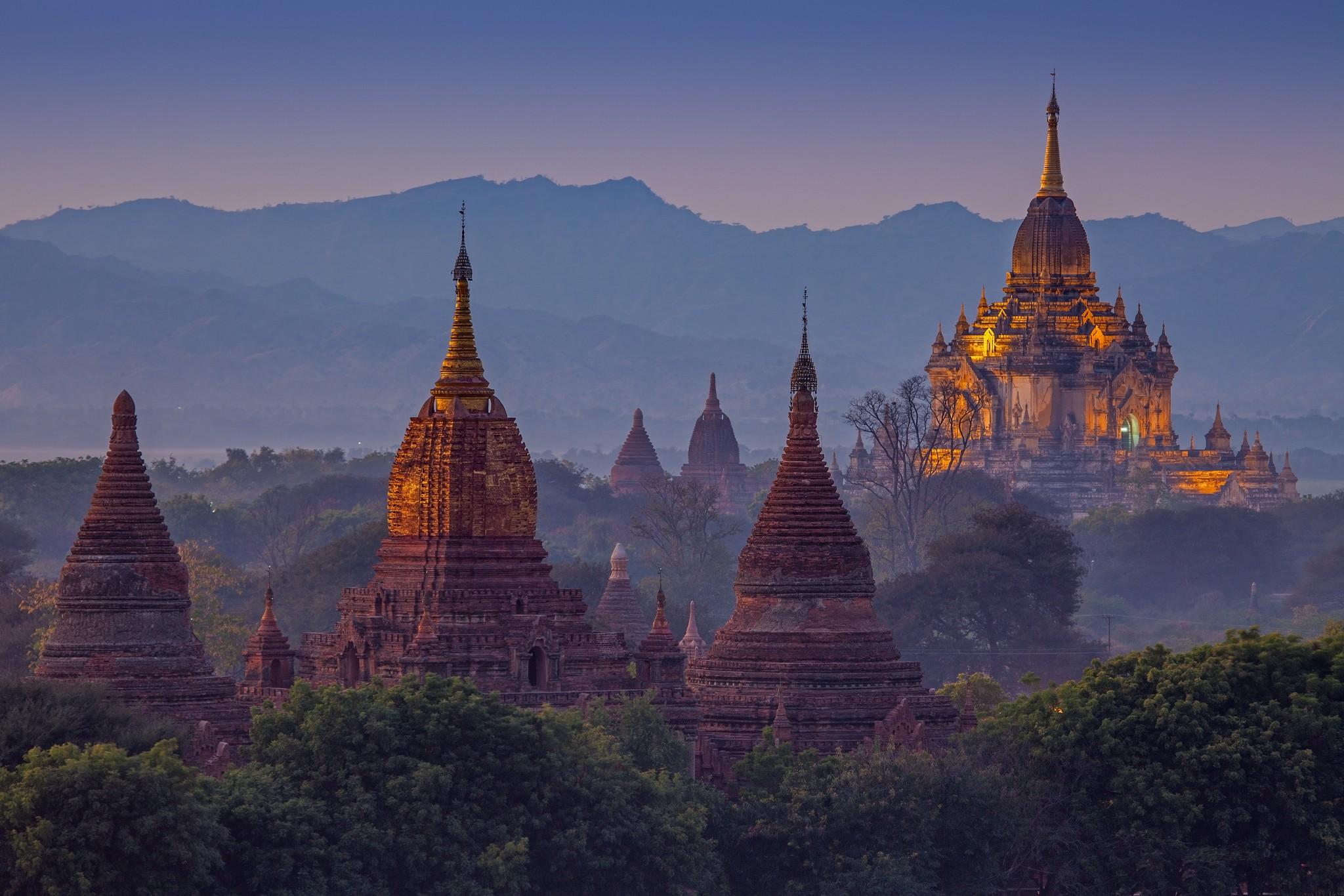 Edificios de Asia