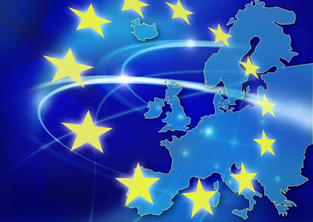 Bandera comunidad europea