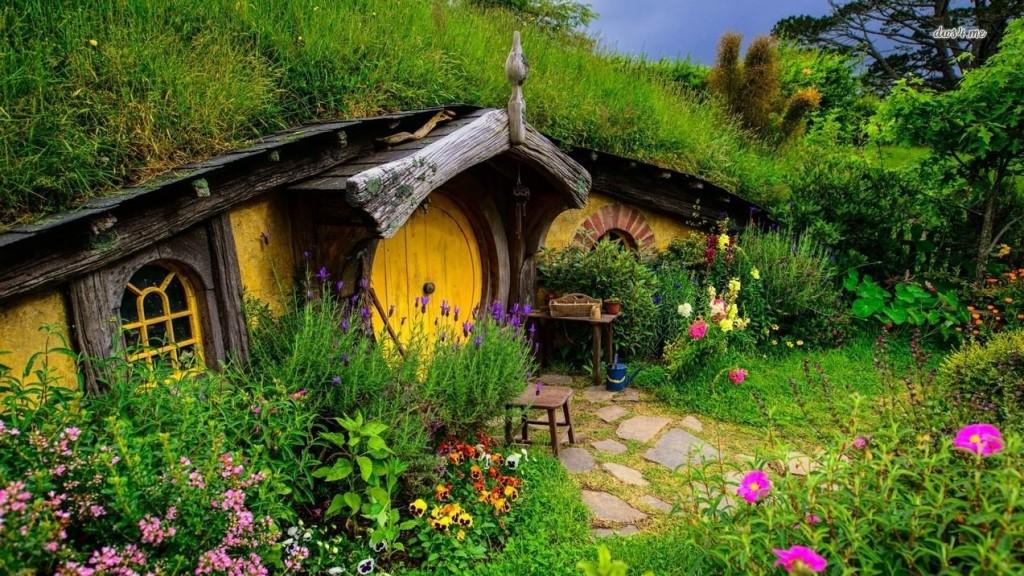 Casa de frodo