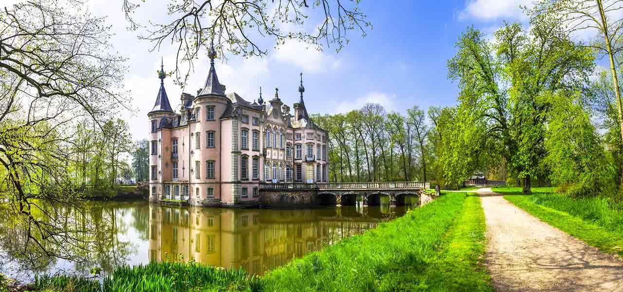 Castillo en belgica